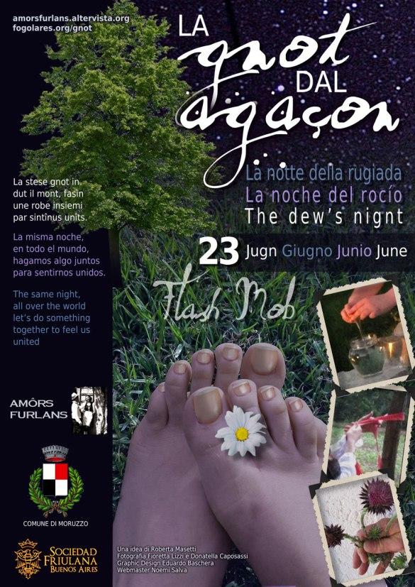La Gnot dal Agaçon